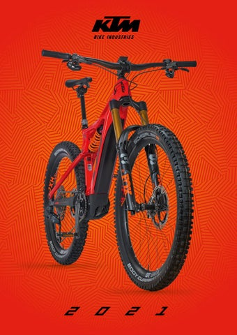 KTM Bikes CY. Κατάλογος ποδηλάτων και αξεσουάρ KTM Bike 2021