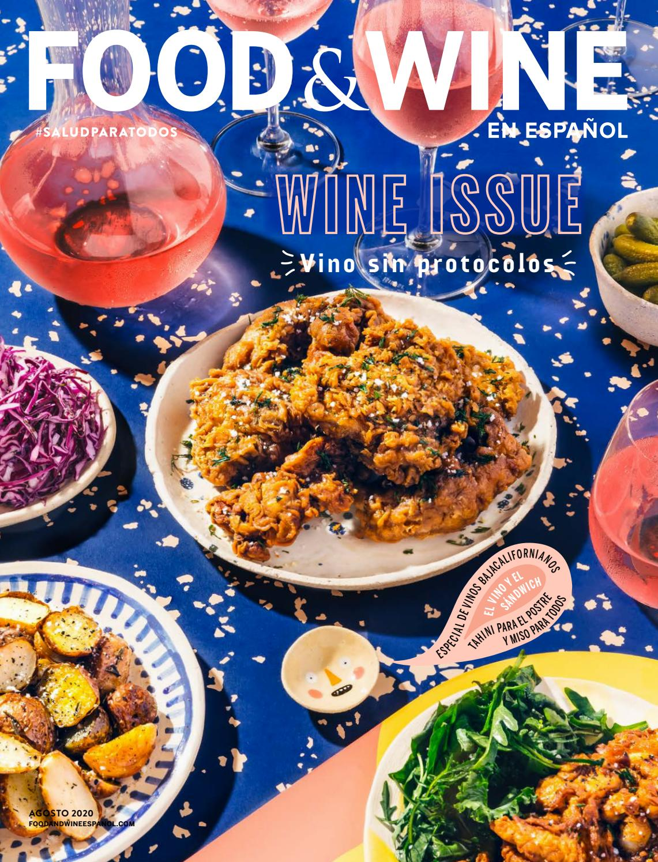 Food Wine En Español Agosto 2020 By Forbes En Español Issuu
