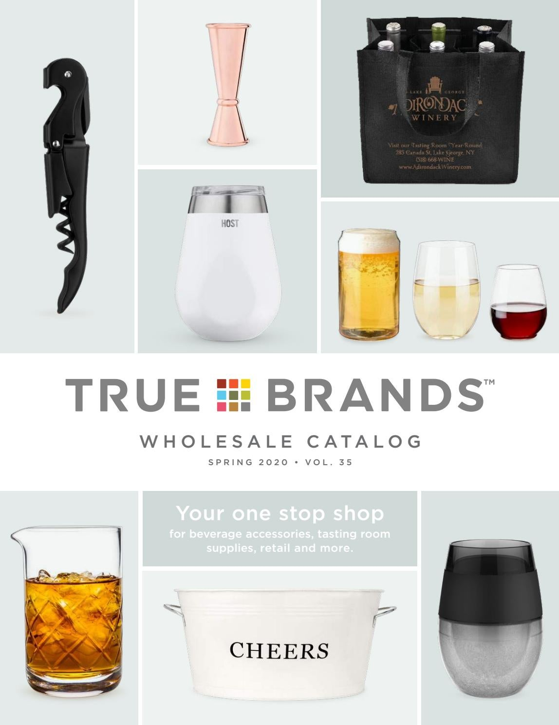 True Brands 2020 Catalog By Theporticocollection Issuu