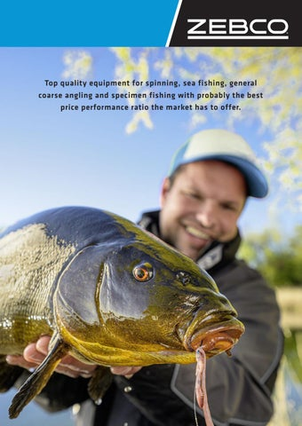 ZEBCO Z-Cast Zander 2,85m 21-59g by TACKLE-DEALS !!!