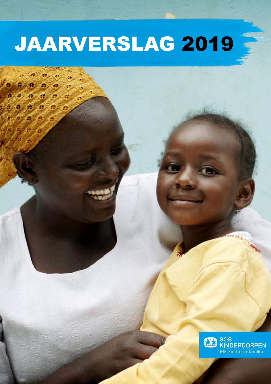 Sos Kinderdorpen Jaarverslag 2019 By Sos Kinderdorpen Nederland Issuu