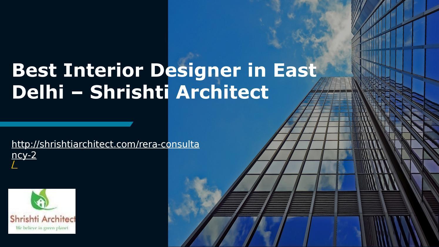Best Interior Designer In East Delhi Shrishti Architect By Ankit Bhardwaj Issuu