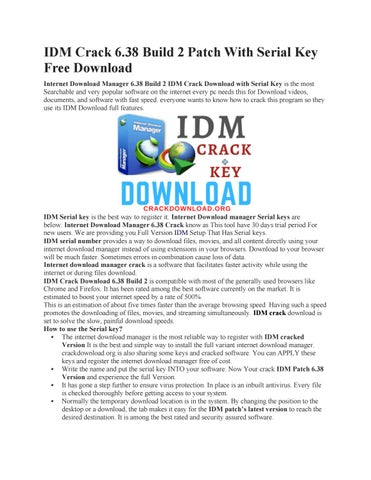 Idm cracked download windows 10