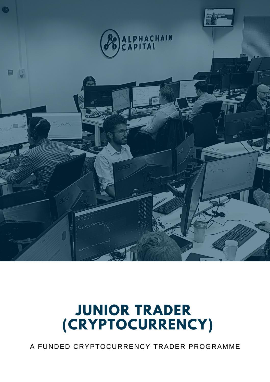 Lavoro Junior trader