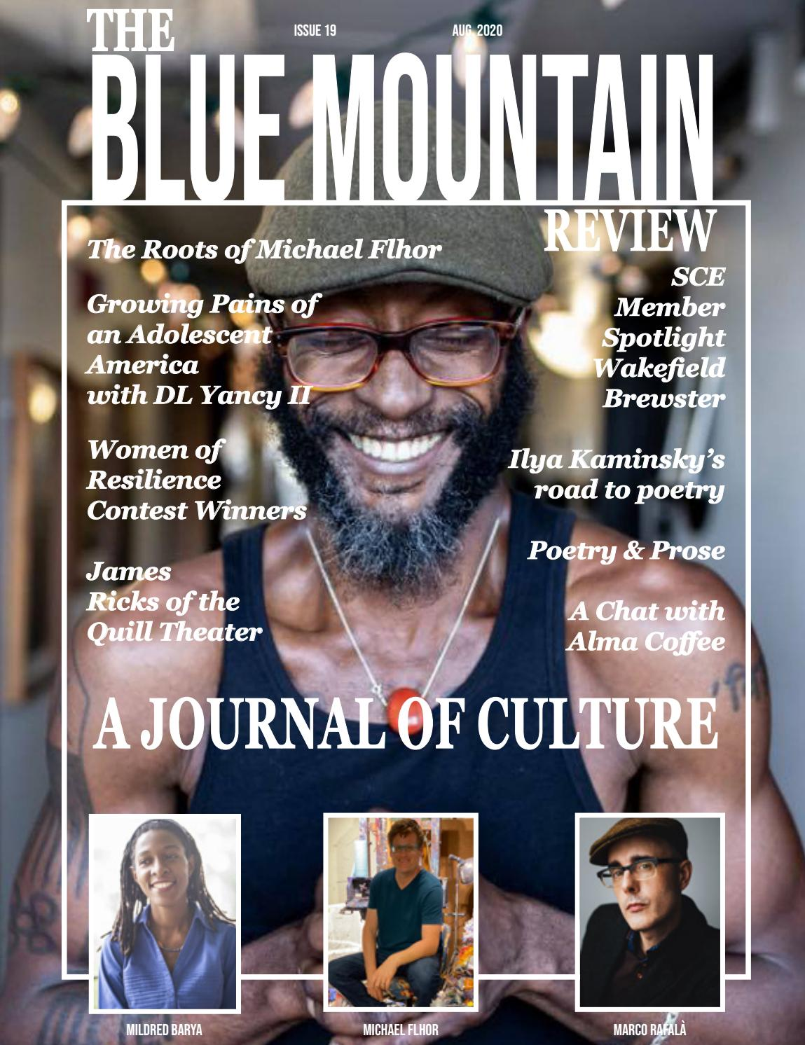 Blue Mountain Review August 2020 By Collectivemedia Issuu