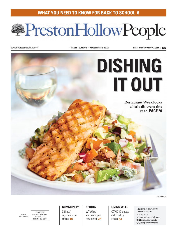 Preston Hollow People September 2020 by People Newspapers - issuu