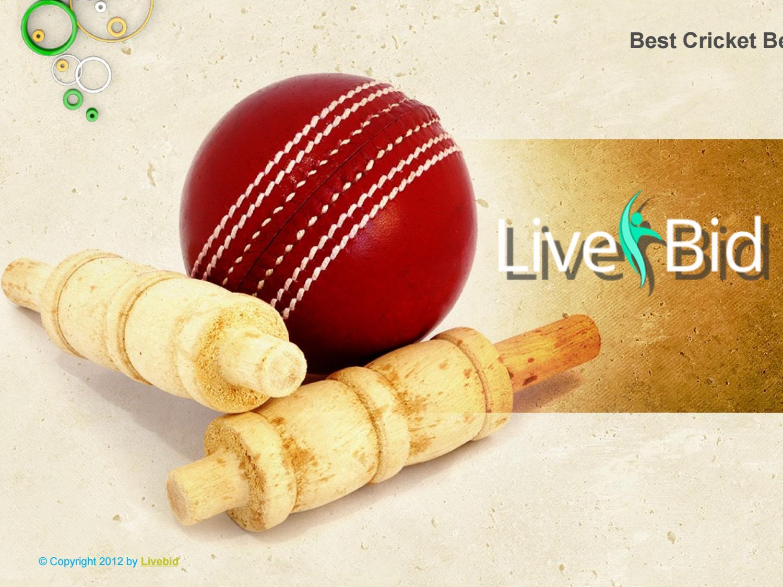 Online cricket bet app game