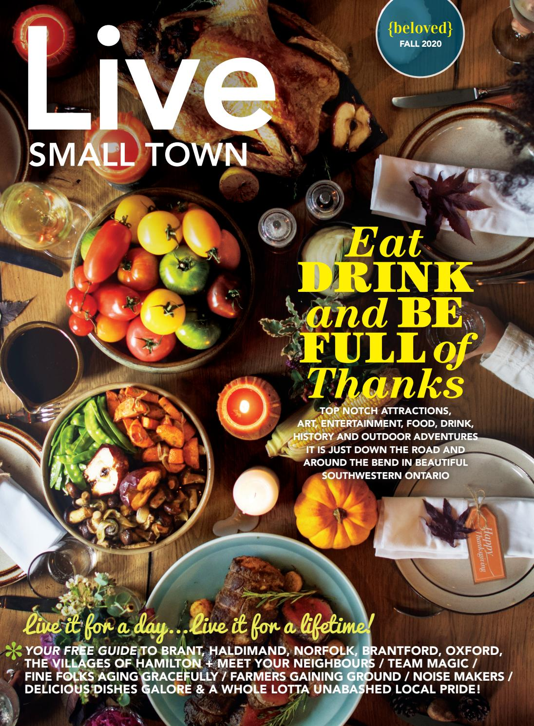 Live Small Town Magazine Fall 2020 By Live Small Town Magazine Issuu