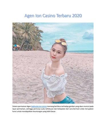 Agen Ion Casino Terbaru Android Daftar Ion Casino Airbet88 By Implantdirect Issuu