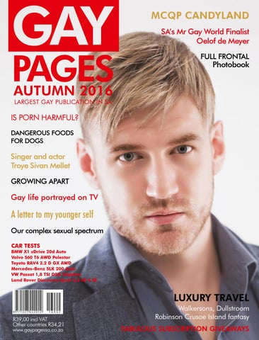Gay Pages Autumn 2016 by gaypages - issuu