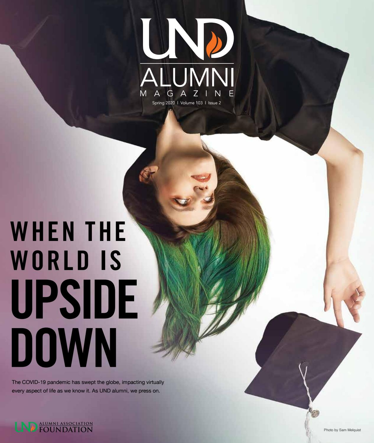 Und Alumni Magazine Spring 2020 By Und Alumni Association Foundation Issuu