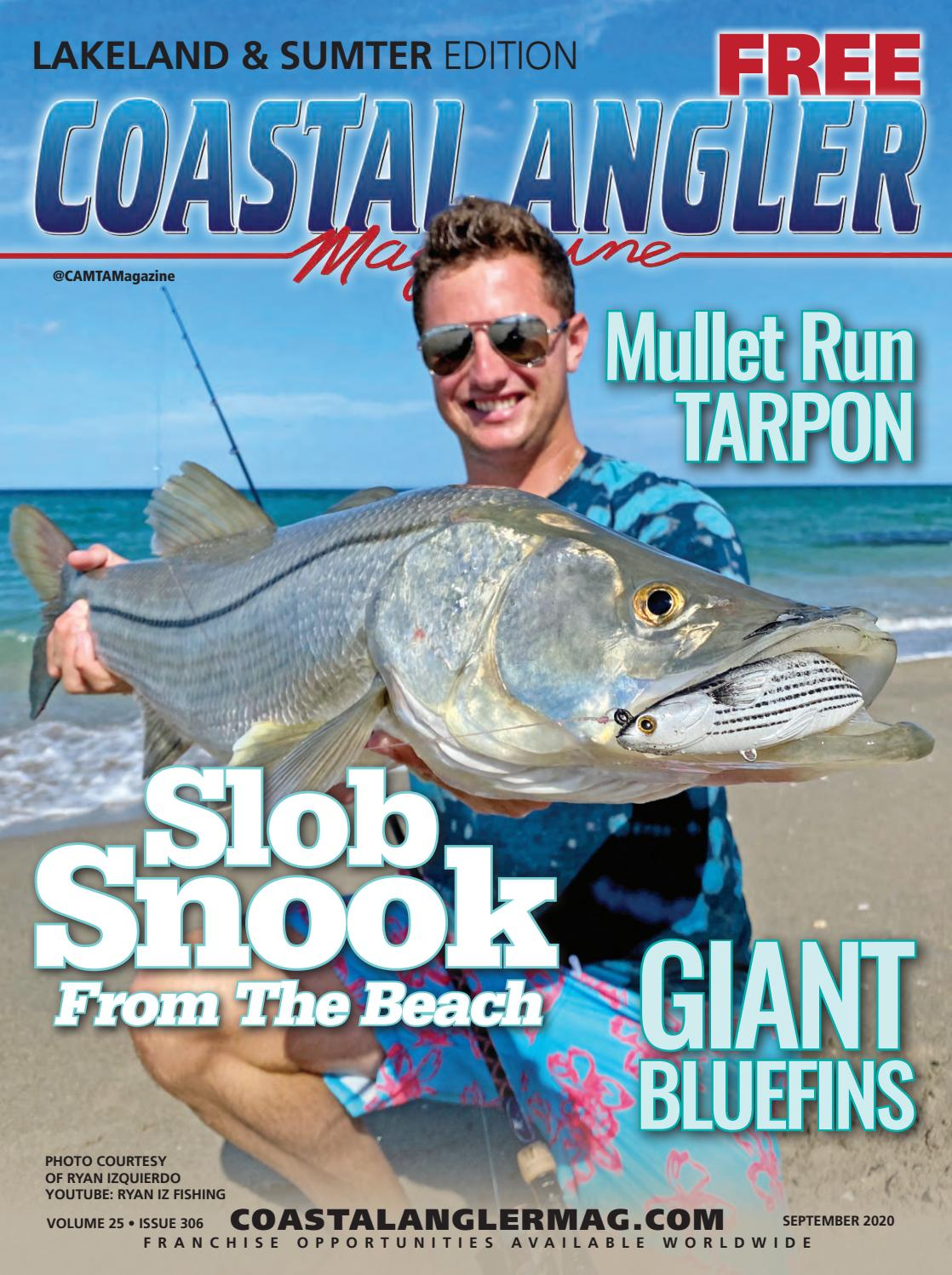 Muddy Muddy Christmas Lakeland Mudhole 2020 Coastal Angler Magazine | September 2020 | Lakeland & Sumpter