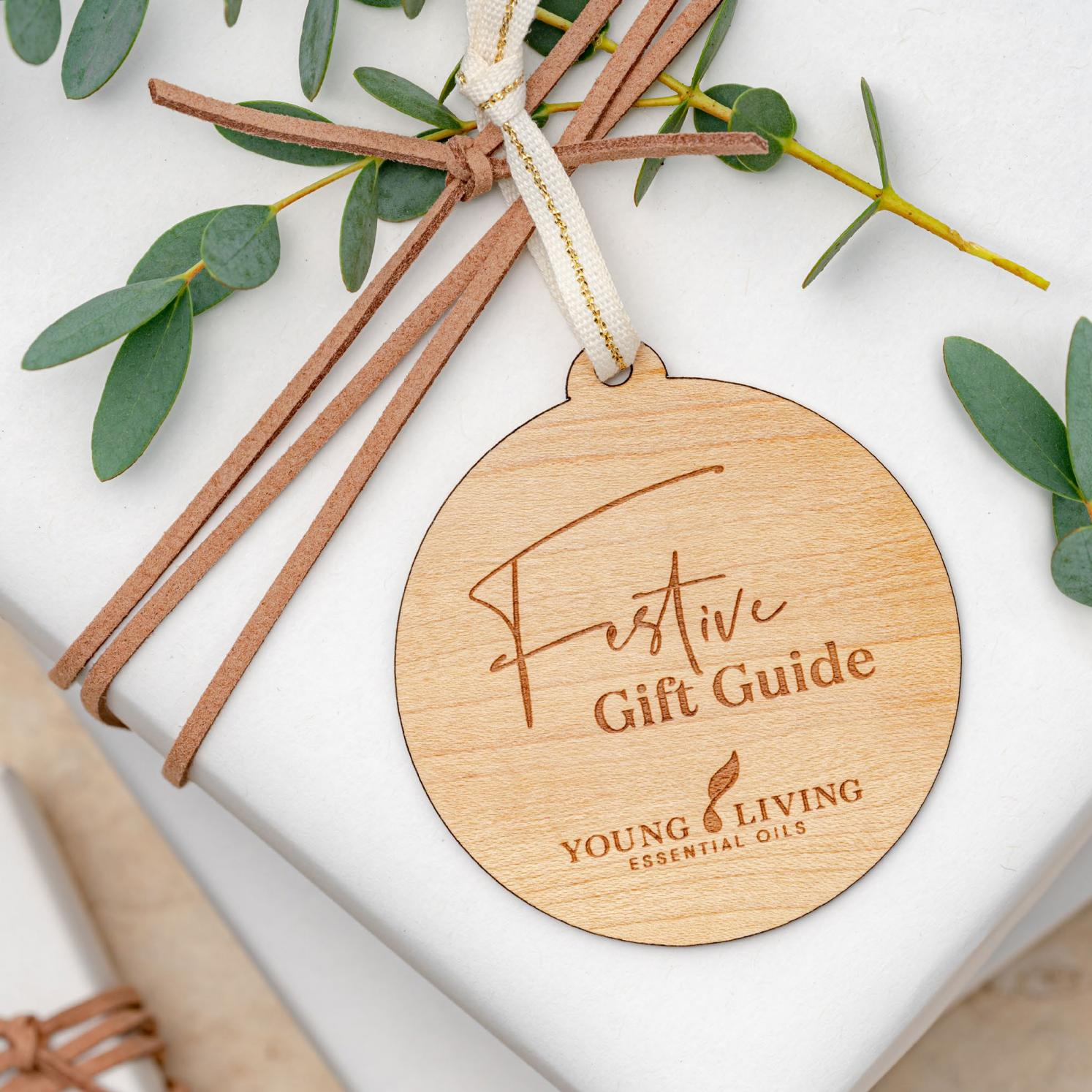 Yl Festive Gift Guide 2020 En By Young Living Europe Issuu