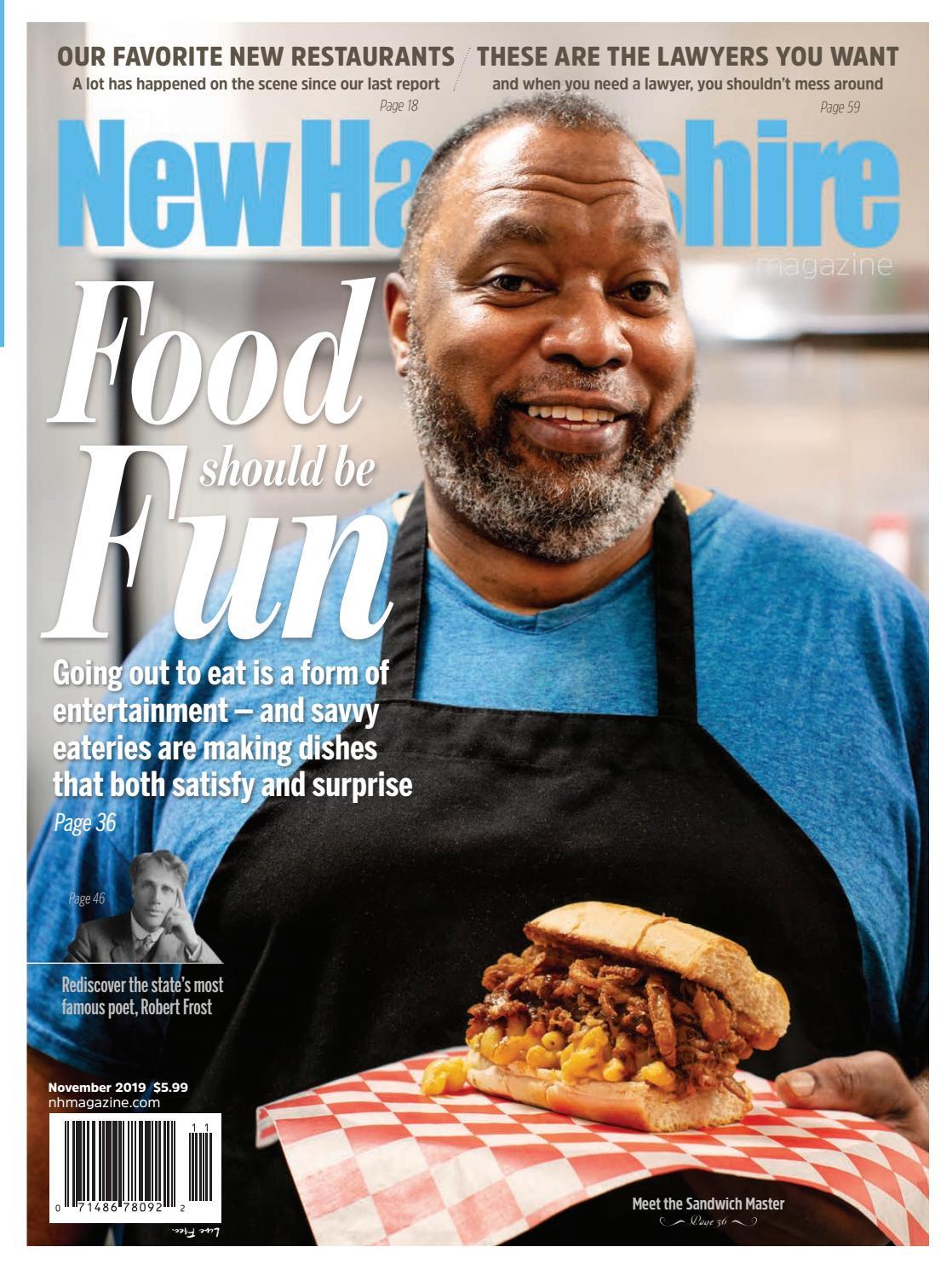 New Hampshire Magazine November 8 by McLean Communications   issuu