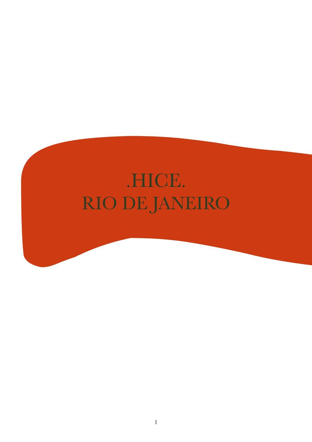 Pasajes Capitulo Rio De Janeiro By Ari Jinchuk Issuu