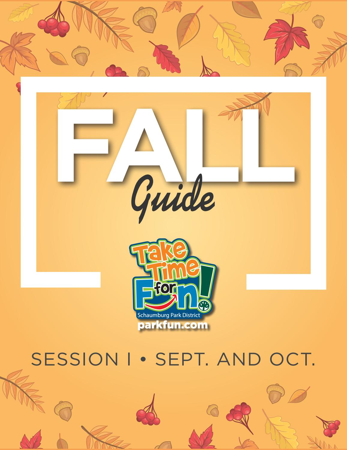 schaumburg park district 2020 fall brochure session 1 by schaumburg park district issuu issuu