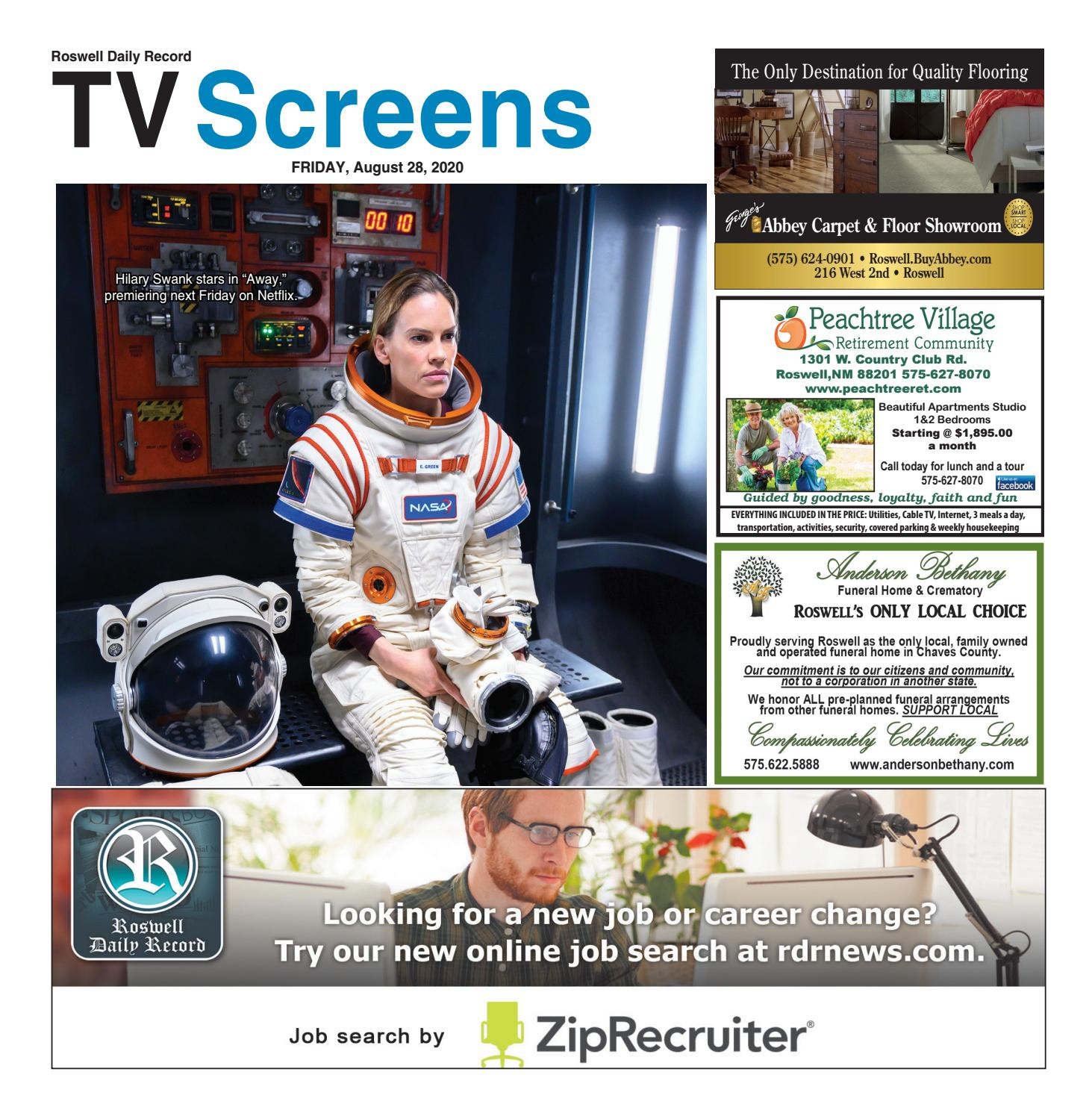 Screens 8 28 20 By Roswell Daily Record Issuu