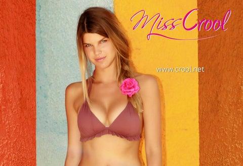 Crool «Miss Crool Basic Collection» με γυναικεία μαγιό