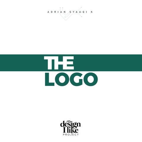 The Logo By Adrian Syauqi K Issuu