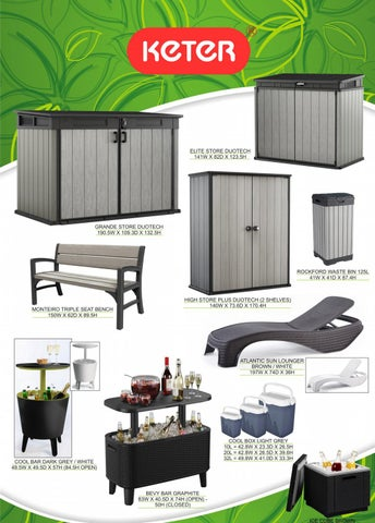 Keter Cyprus. Κατάλογος «Keter» Outdoor Storage product index sheds