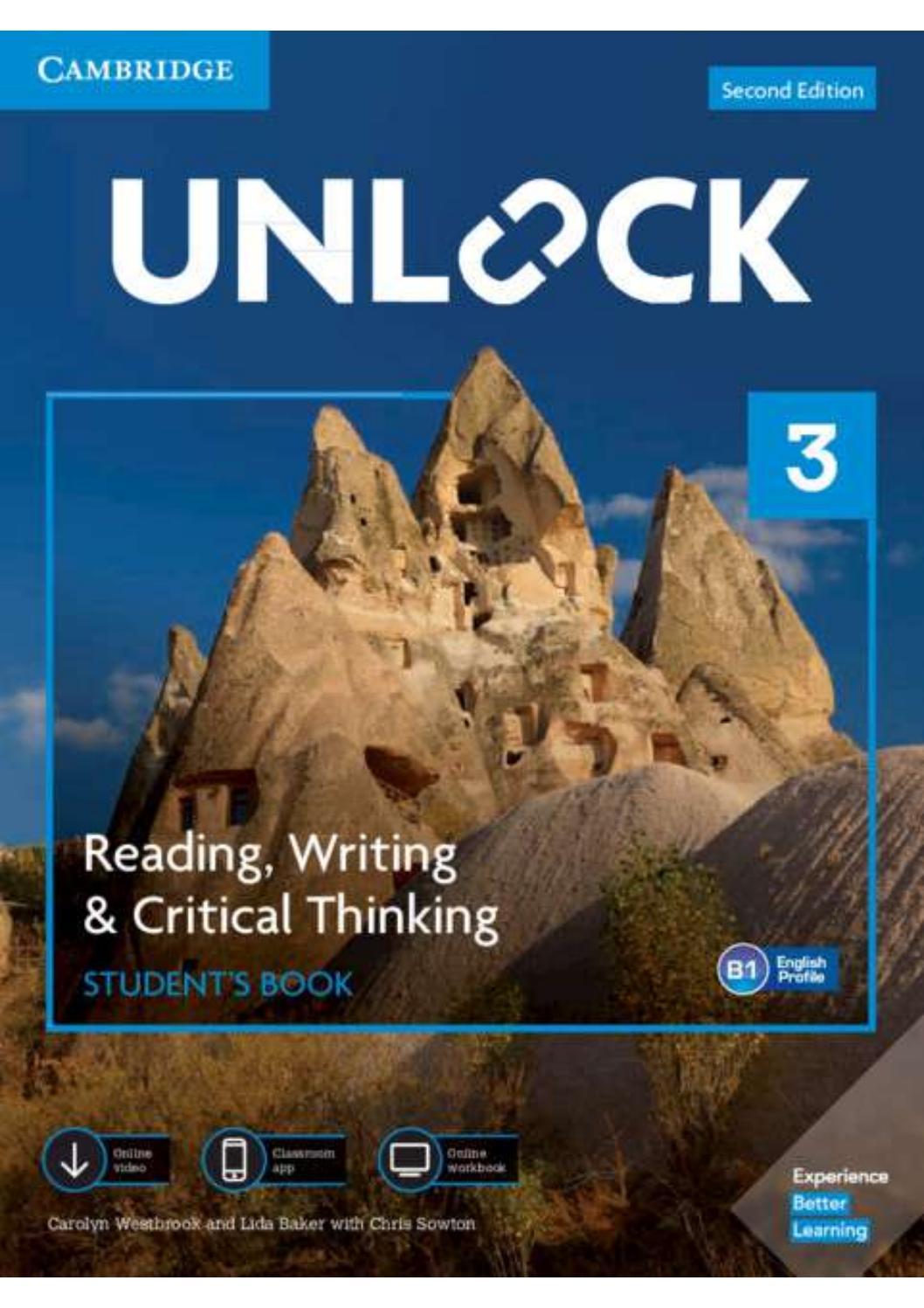 Unlock Reading Writing 3 B1 By ȏ¯æ³°æ–‡åŒ– Hwa Tai Publishing Issuu