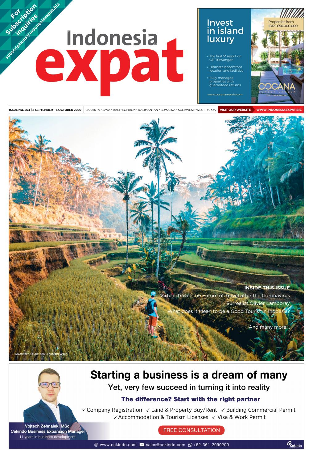 Indonesia Expat Issue 264 By Indonesia Expat Issuu