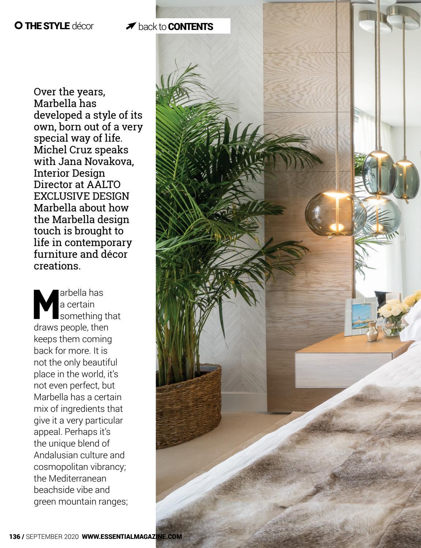 Essential Marbella Online - September 2020
