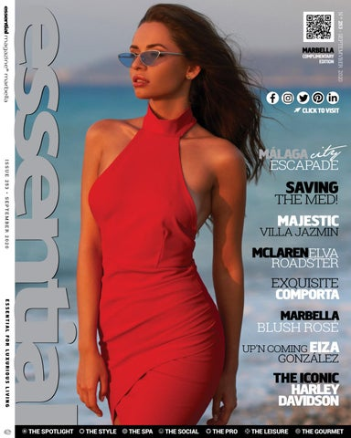 Essential Marbella Online - September 2020