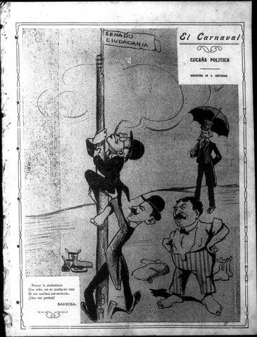 El Carnaval 7 Mayo 1910 By La Colección Puertorriqueña Issuu