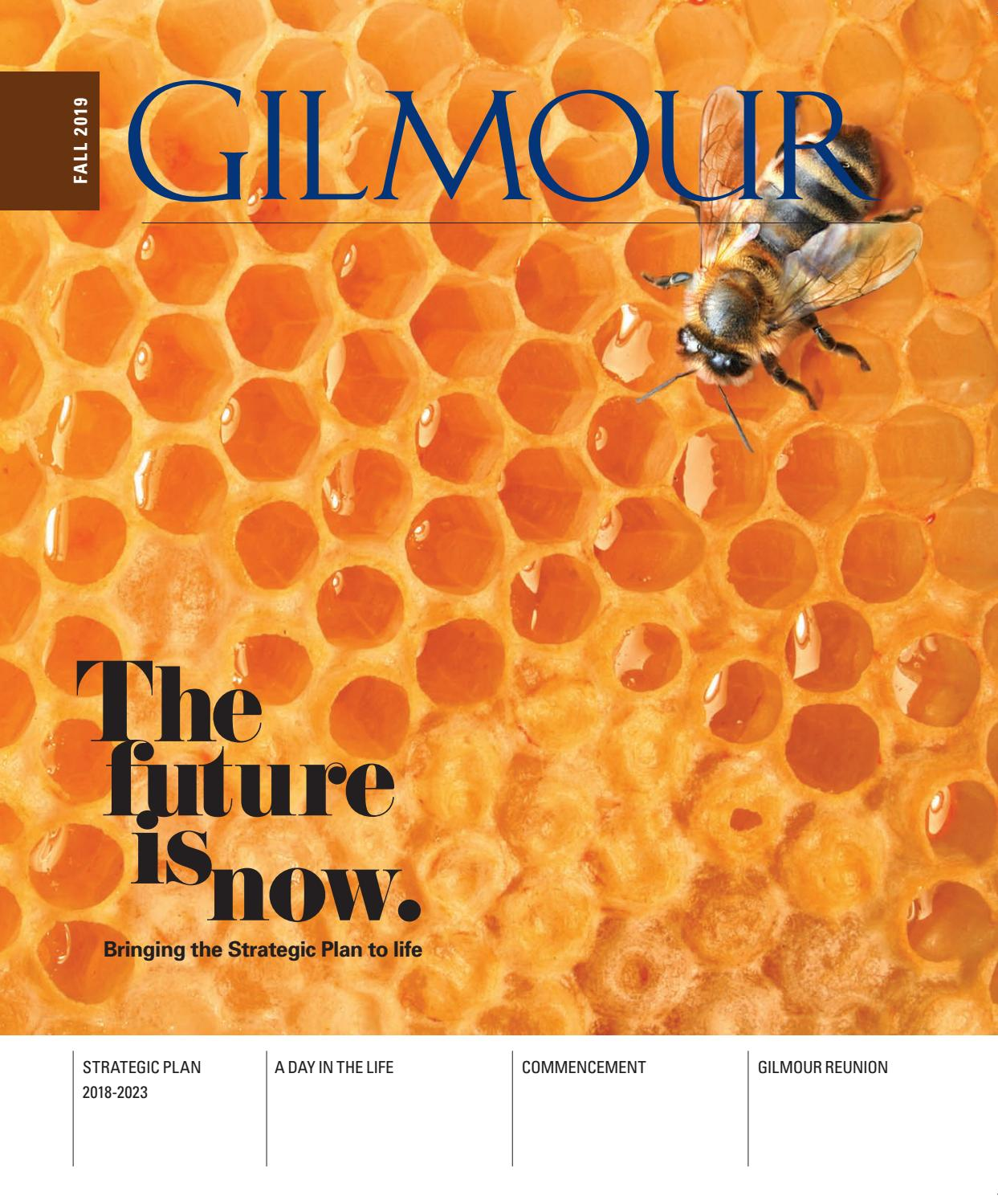 Gilmour Academy Magazine Fall 21 by Gilmour Academy   issuu