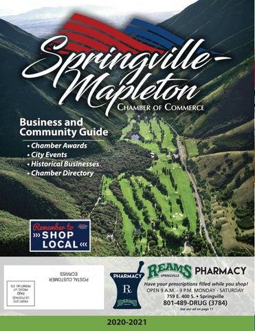 Skin Allergies Mount Nebo Arkansas Christmas 2021 Springville Mapleton Chamber Of Commerce By Daily Herald Issuu