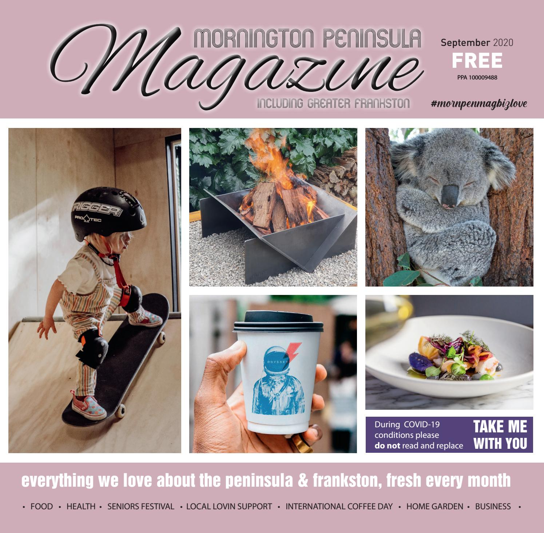 Mornington Peninsula Magazine September 2020 By Mornington Peninsula Magazine Issuu