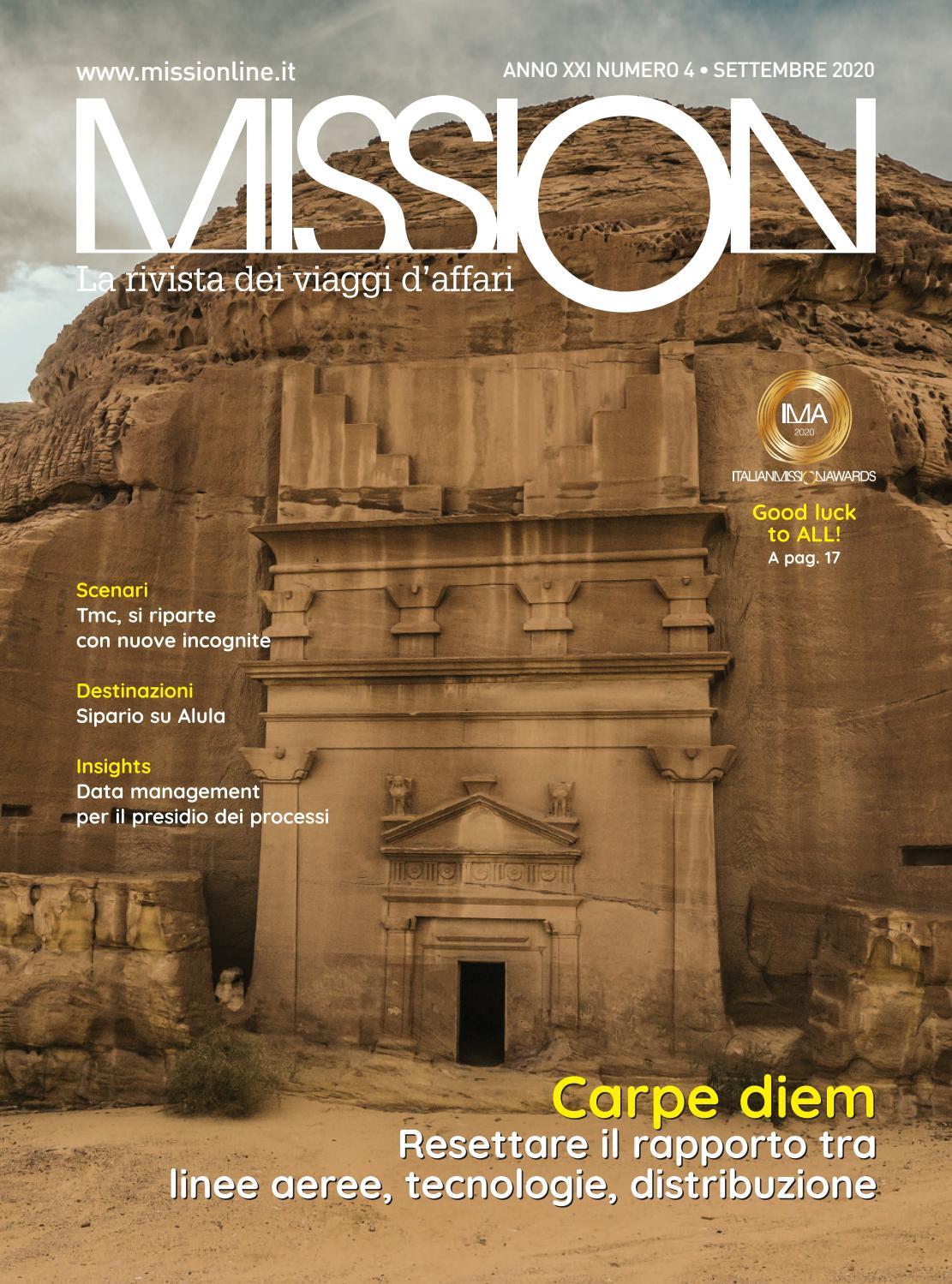 MISSION 4 / 2020 by Newsteca   issuu