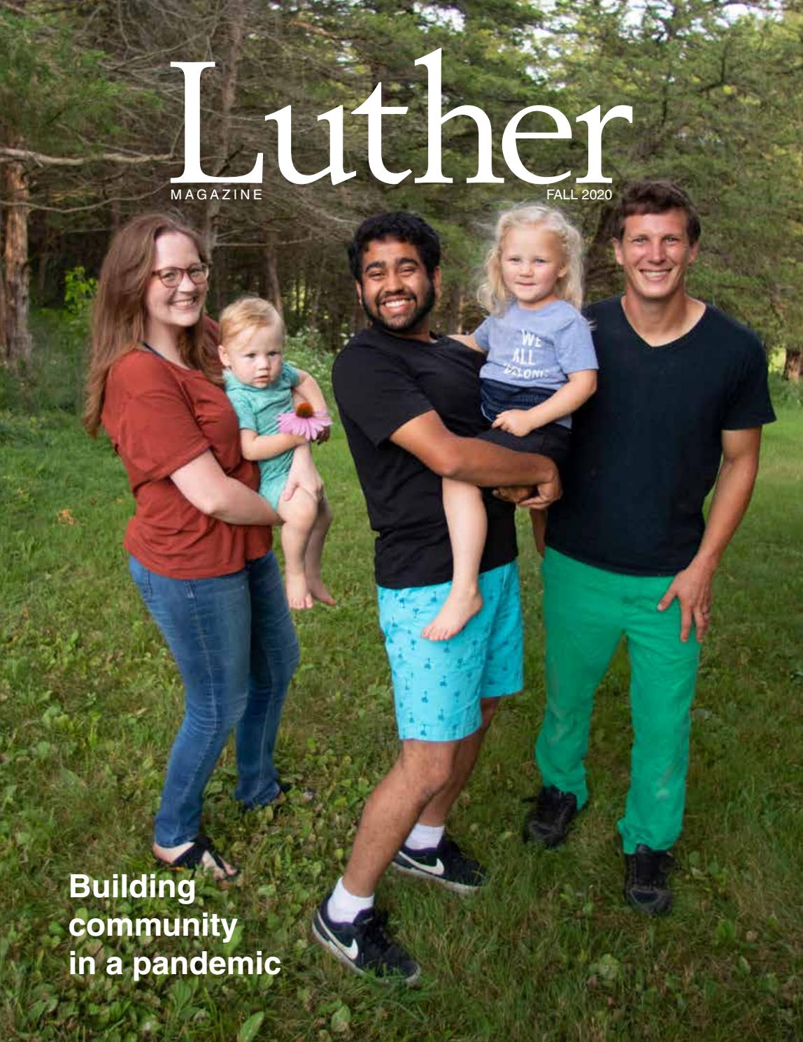 Luther Magazine Fall 2020 by Luther College   issuu