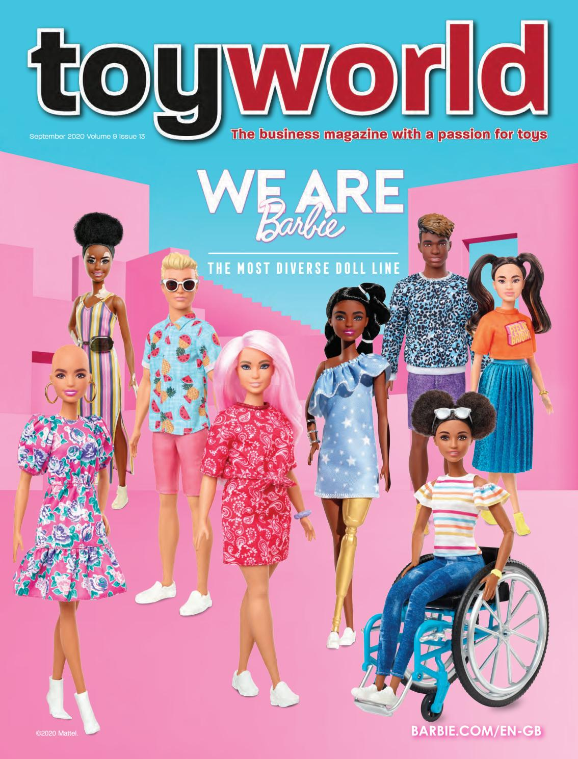 How The Toys Saved Christmas Airtime 2020 Toy World Magazine September 2020 by TOYWORLD MAGAZINE   issuu