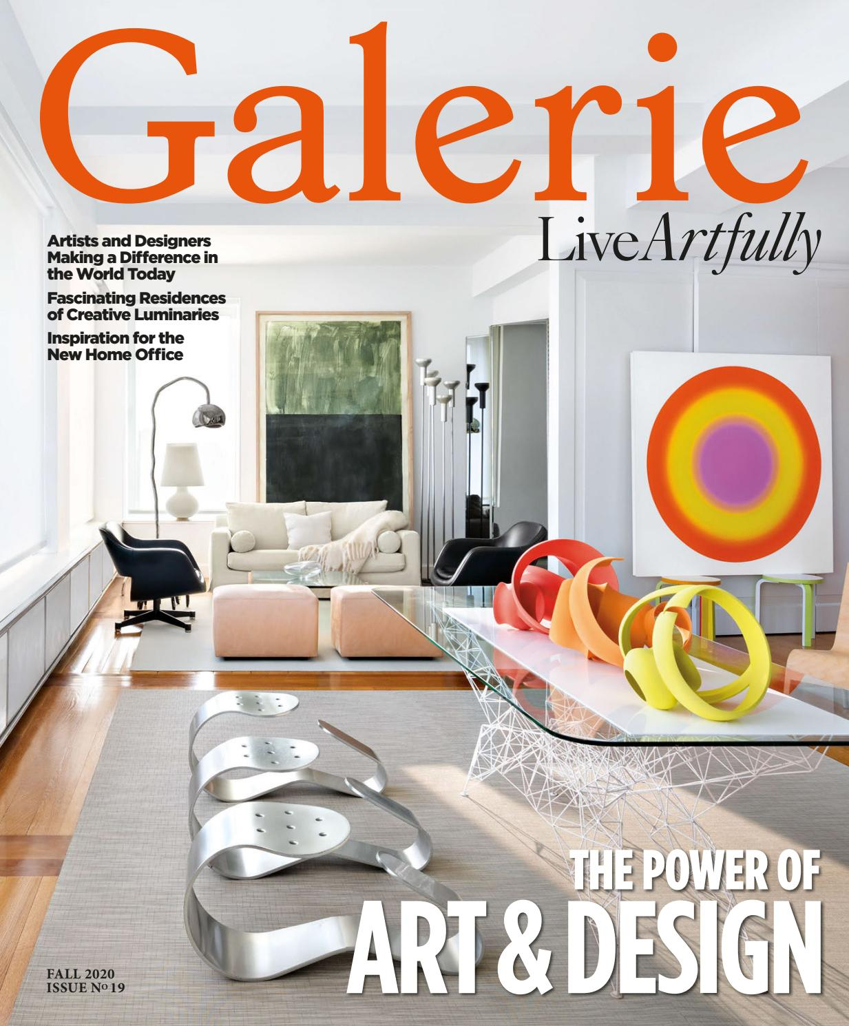 Galerie Fall 2020 By Galerie Magazine Issuu