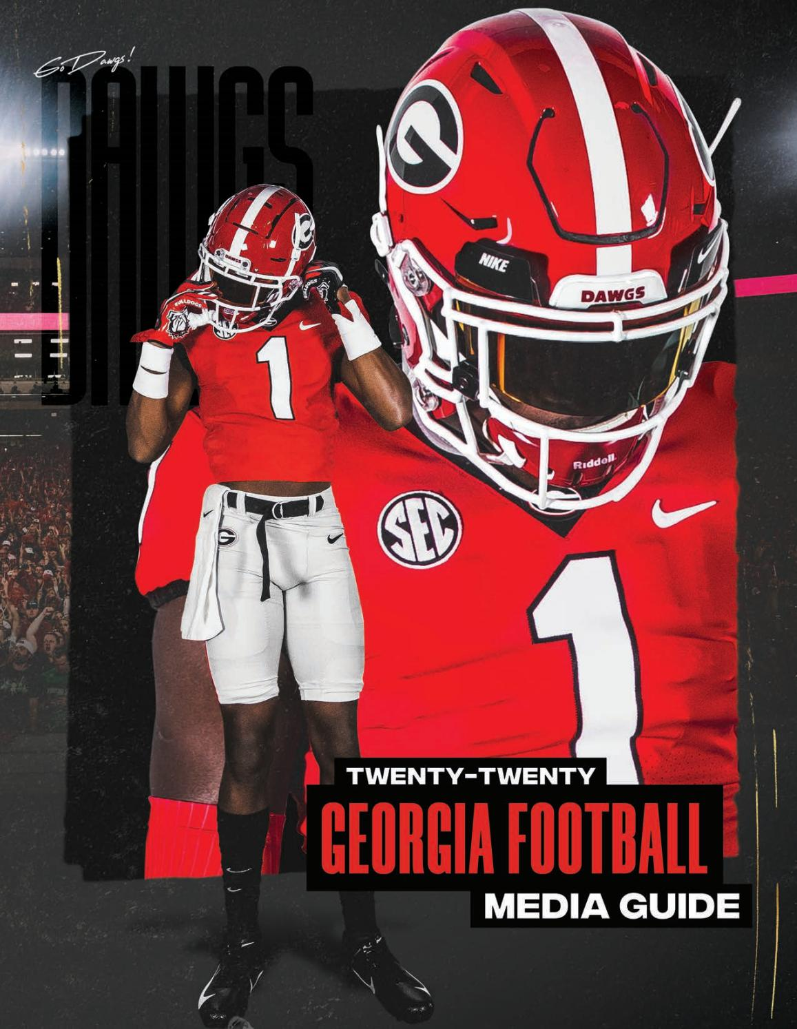 Georgia Football Media Guide By Georgia Bulldogs Athletics Issuu