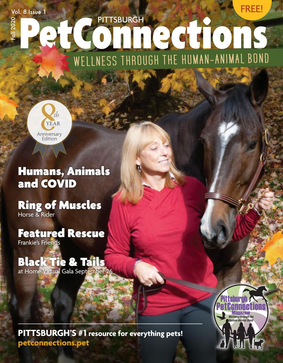 Skin Allergies Mount Nebo Arkansas Christmas 2020 PETCONNECTIONS MAGAZINE FALL 2020 by Pittsburgh PetConnections