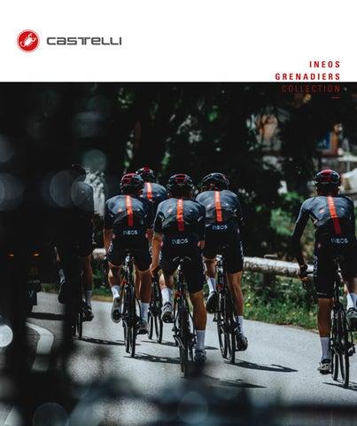 Castelli INEOS Track Mitt