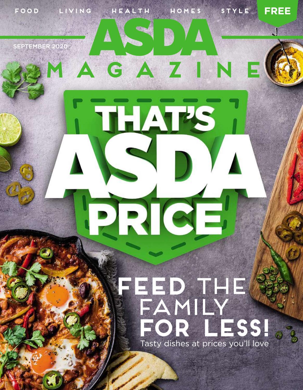 Asda Magazine September 2020 By Asda Issuu