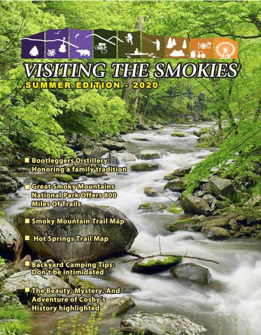 Mineral Springs Halloween Campout 2020 Lineup 2020 Visiting Magazine Summer Edition by Mountain Times