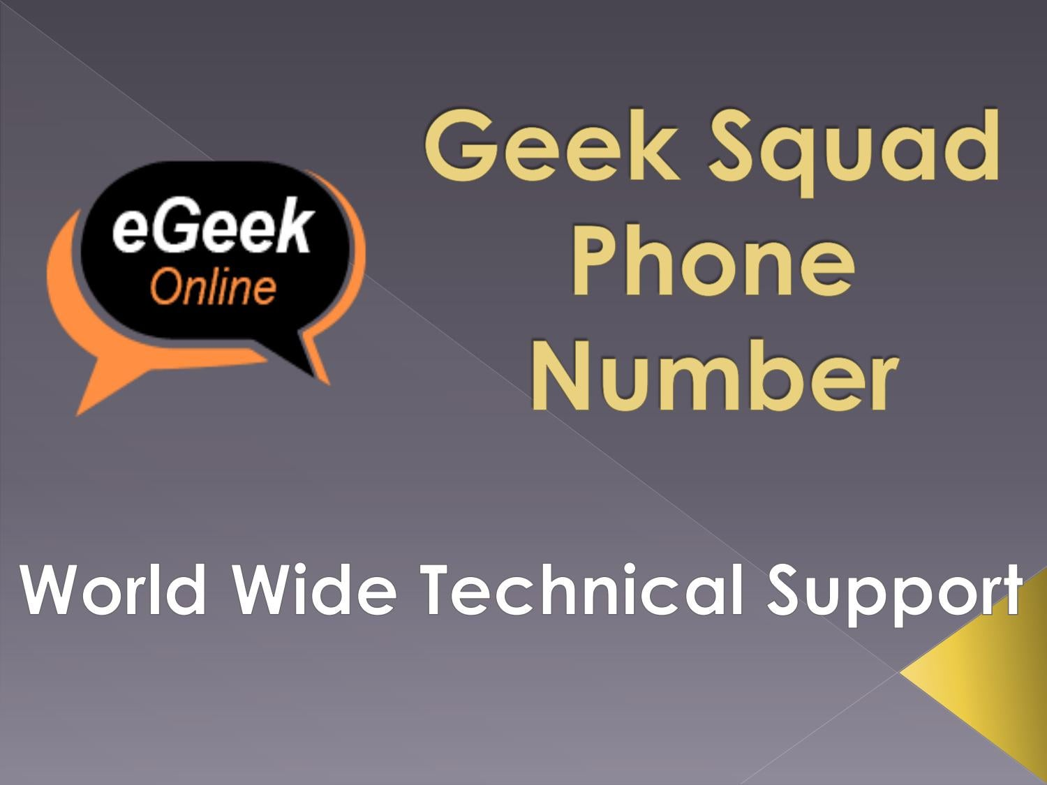 Geek Squad Phone Number by gerry3818 - issuu