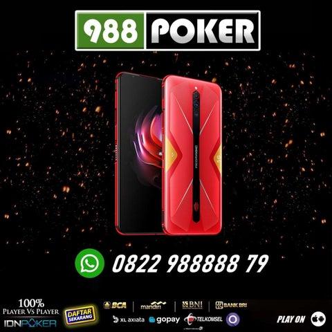 Promo Idn Poker Pulsa 988poker By 988pokeridnpokerdeposit5000 Issuu