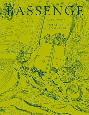 Bassenge Buchauktion 116 Literatur Und Autographen By Galerie Bassenge Issuu