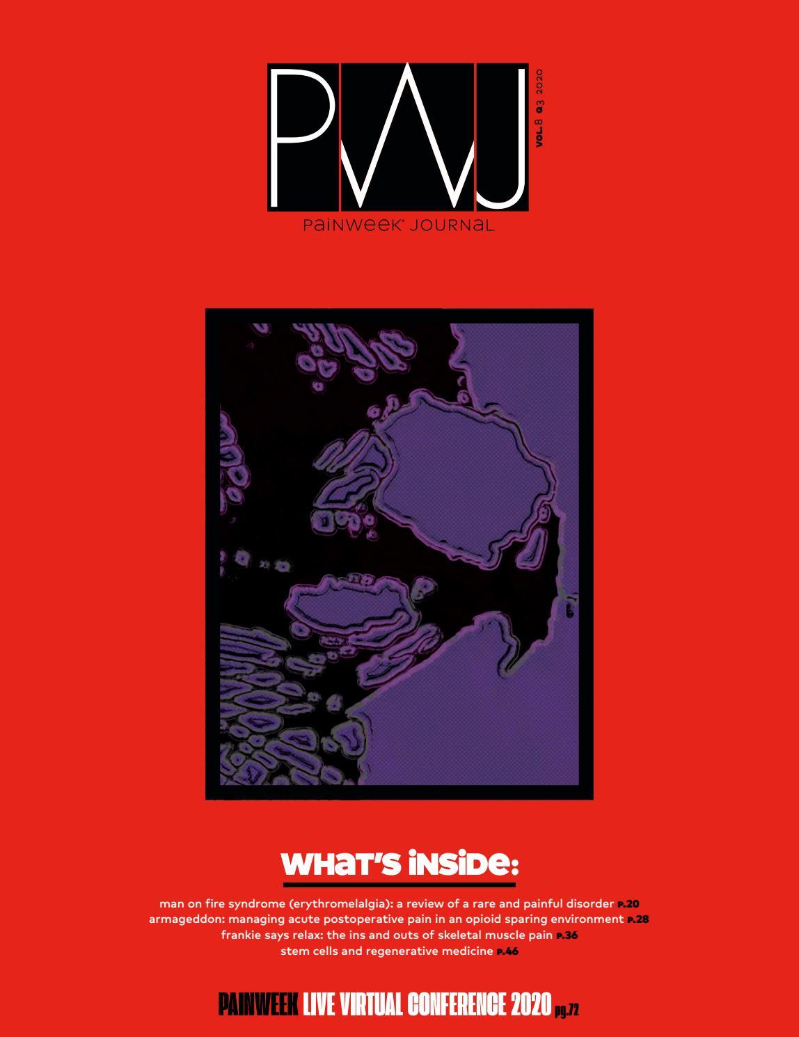 Pwj Painweek Journal Vol 8 Q3 2020 By Painweek Issuu