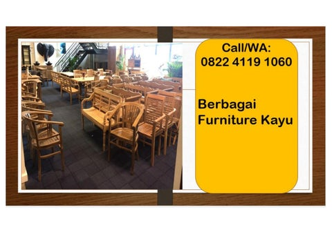 0822 4119 1060 Ditributor Furniture Terbaik Issuu