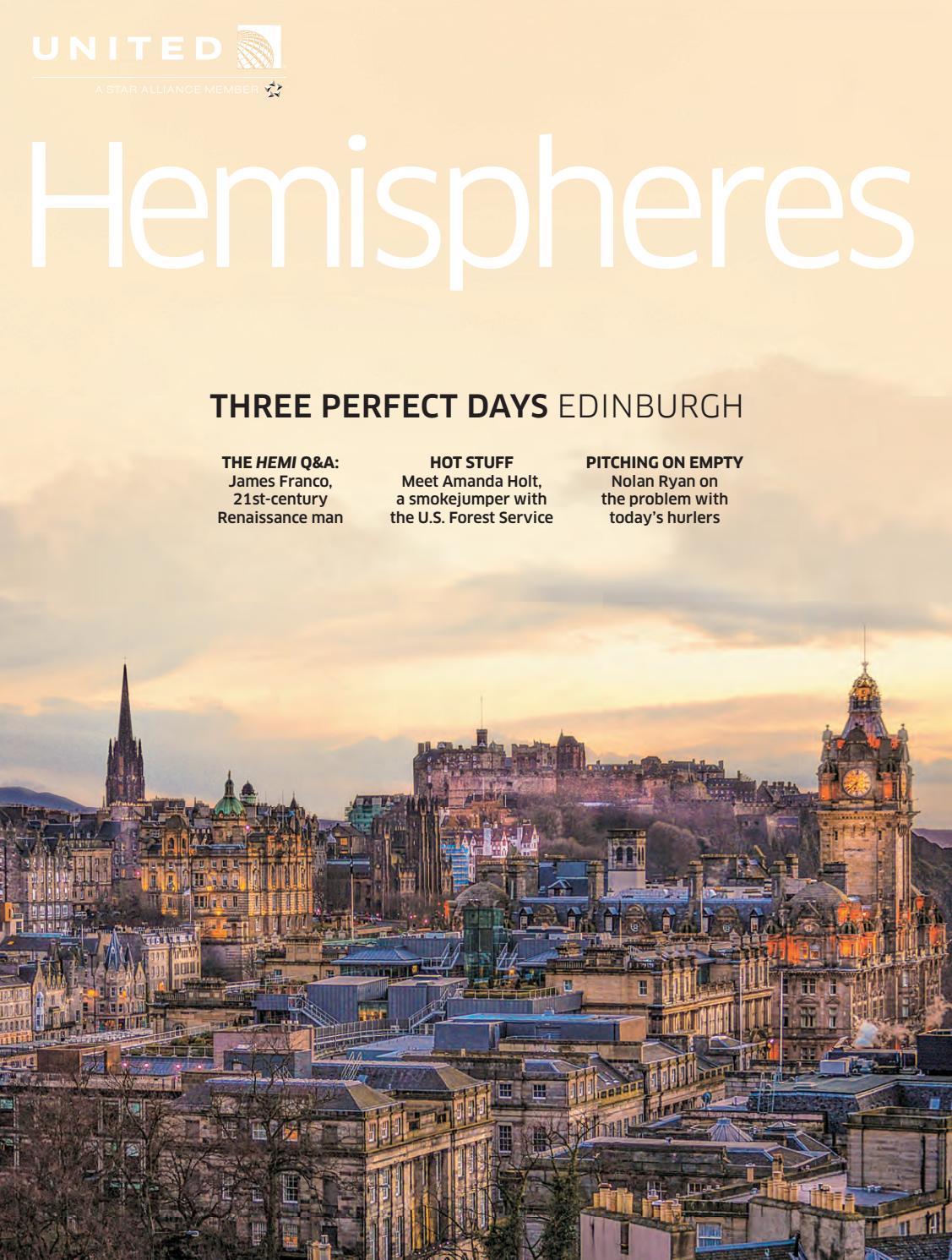 United Airlines Hemispheres Magazine August 2014 By Ahmed Aamir Issuu