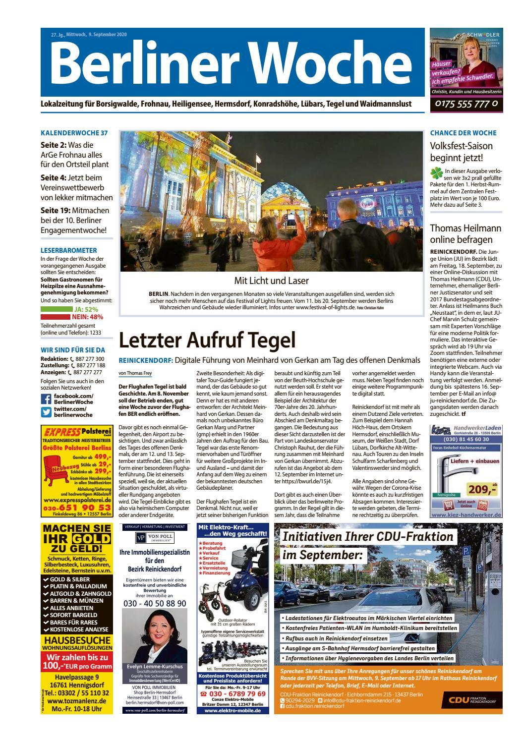 L9 Reinickendorf Nordwest by Berliner Woche   issuu