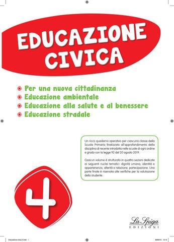 Educazione Civica Vol 4 By Eli Publishing Issuu