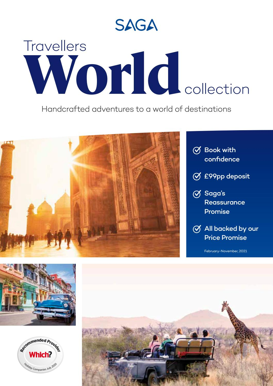 Saga Traveller S World Collection By Fred Olsen Travel Issuu
